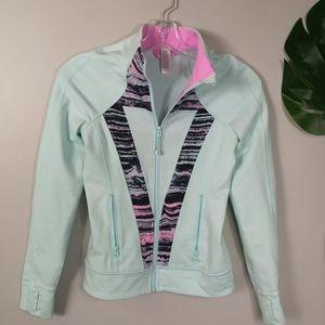 IVIVVA girls workout zip up jacket